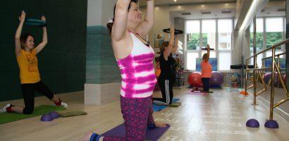 пилатес, упражнения на проработку глубоких мышц